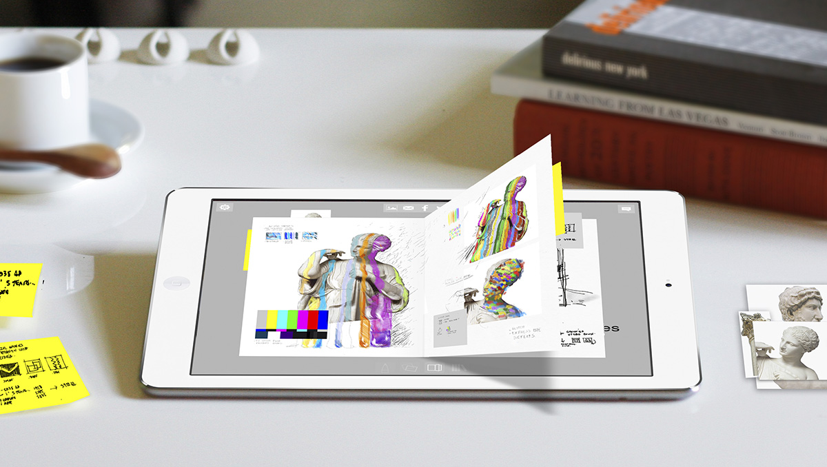 Morpholio Journal. Write. Sketch. Collect.