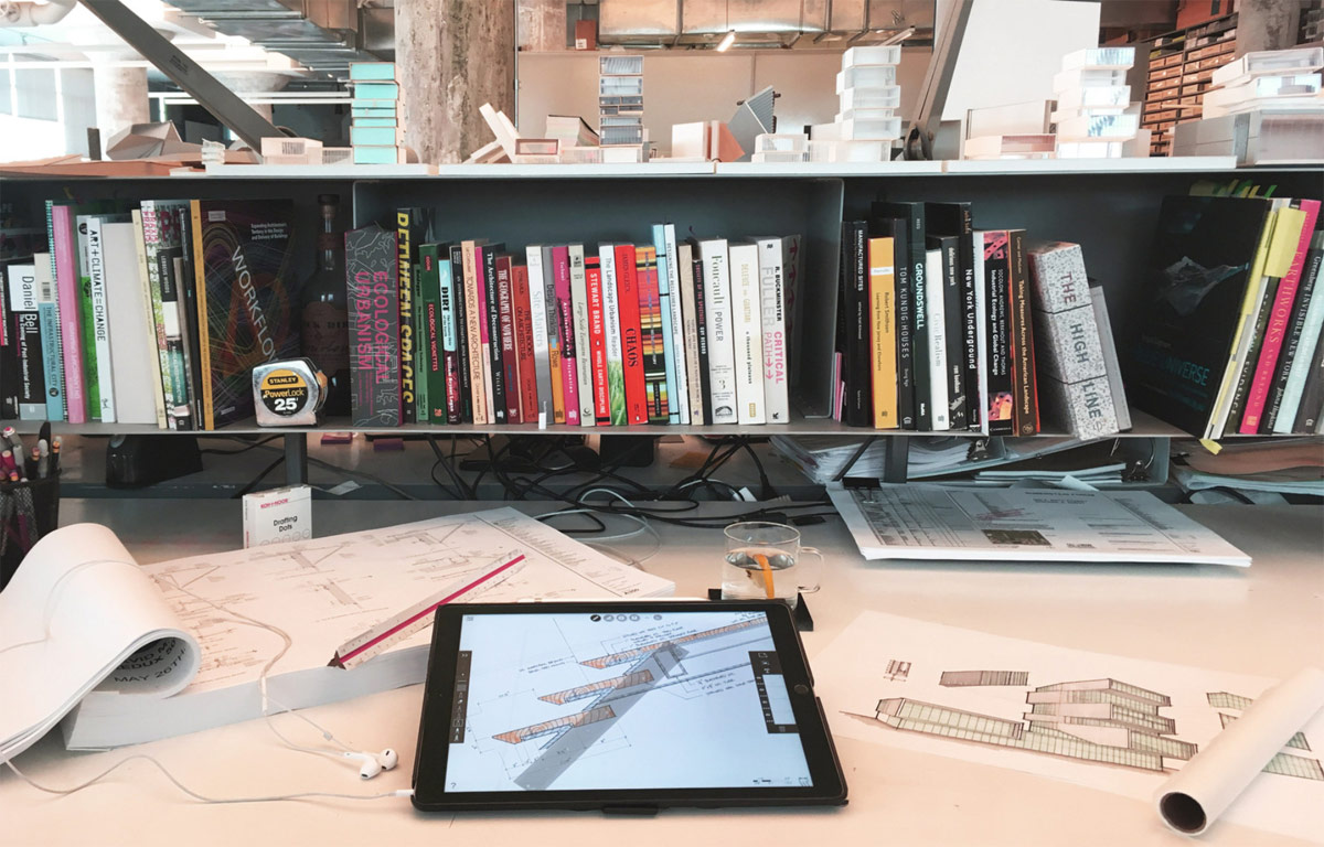 Architecture Is Going Paperless article