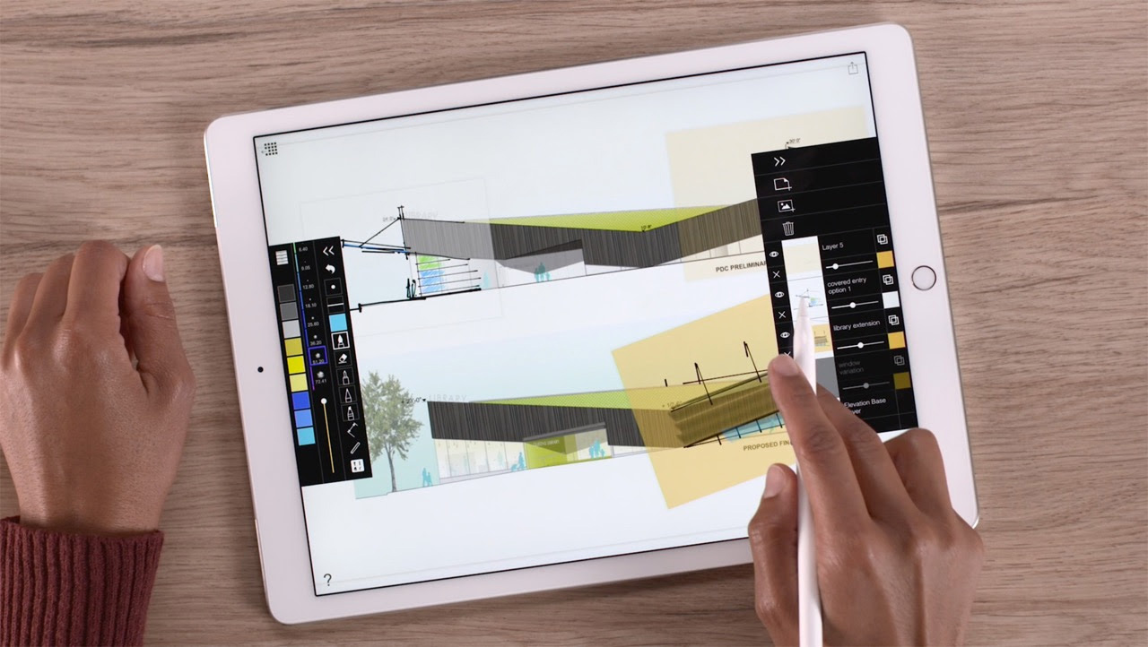 Morpholio Trace Electrical Drawing Ipad App And Apple Pencil In Ios Quick Tips